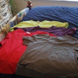 Dickies scrub top bundle
